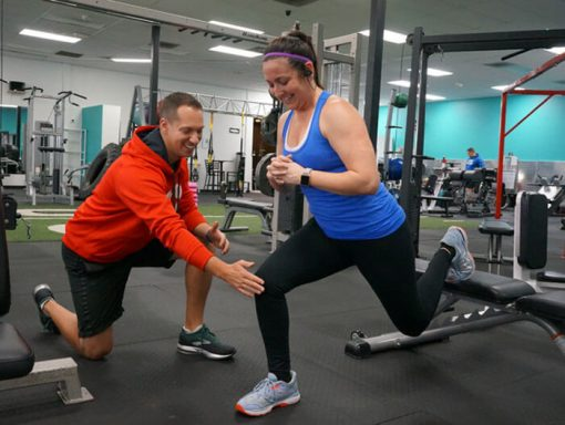 noco gym membership with personal trainer