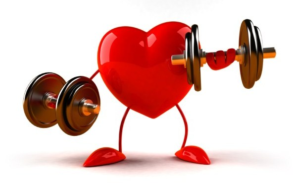 Cupid's 5 Healthy Heart Tips