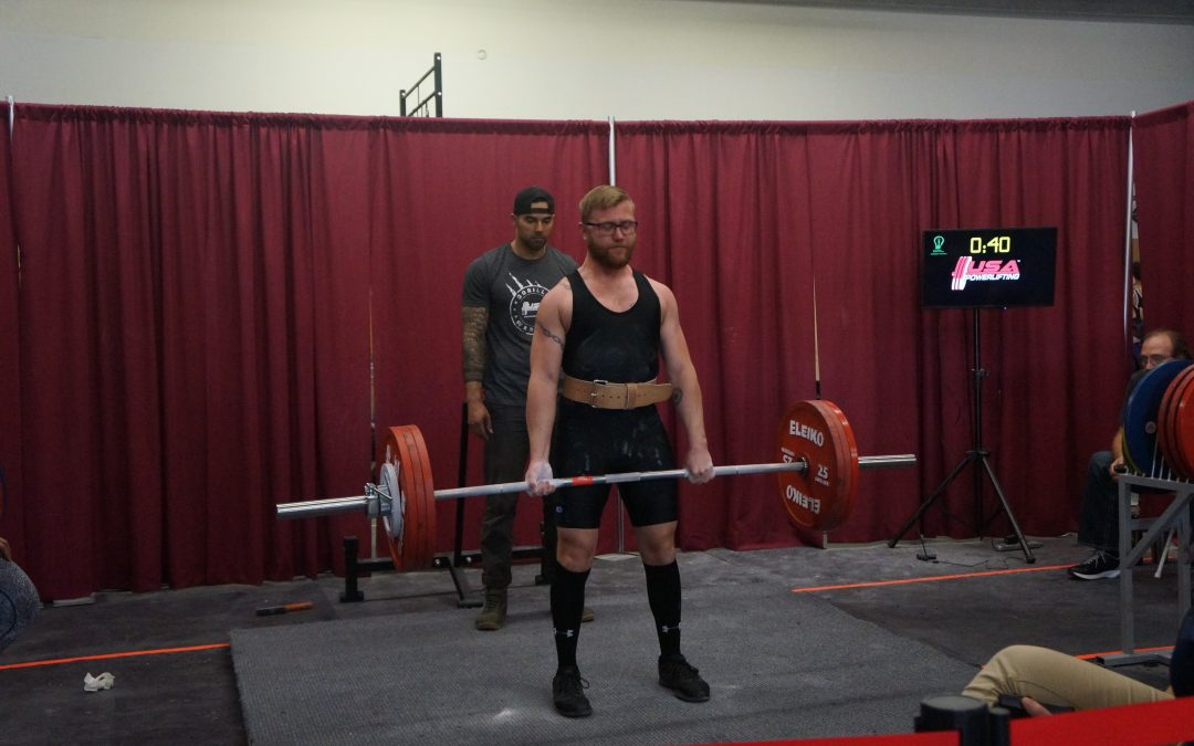 Powerlifting: A Reflection of My First Meet