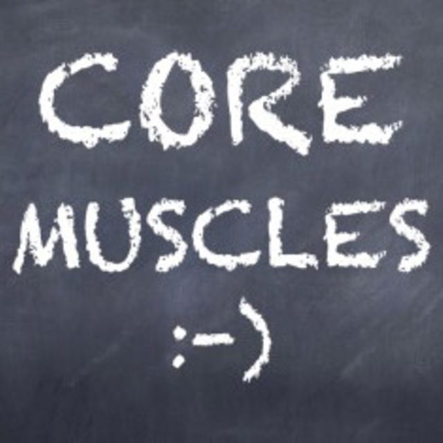 The Importance of Core Training in your exercise program.