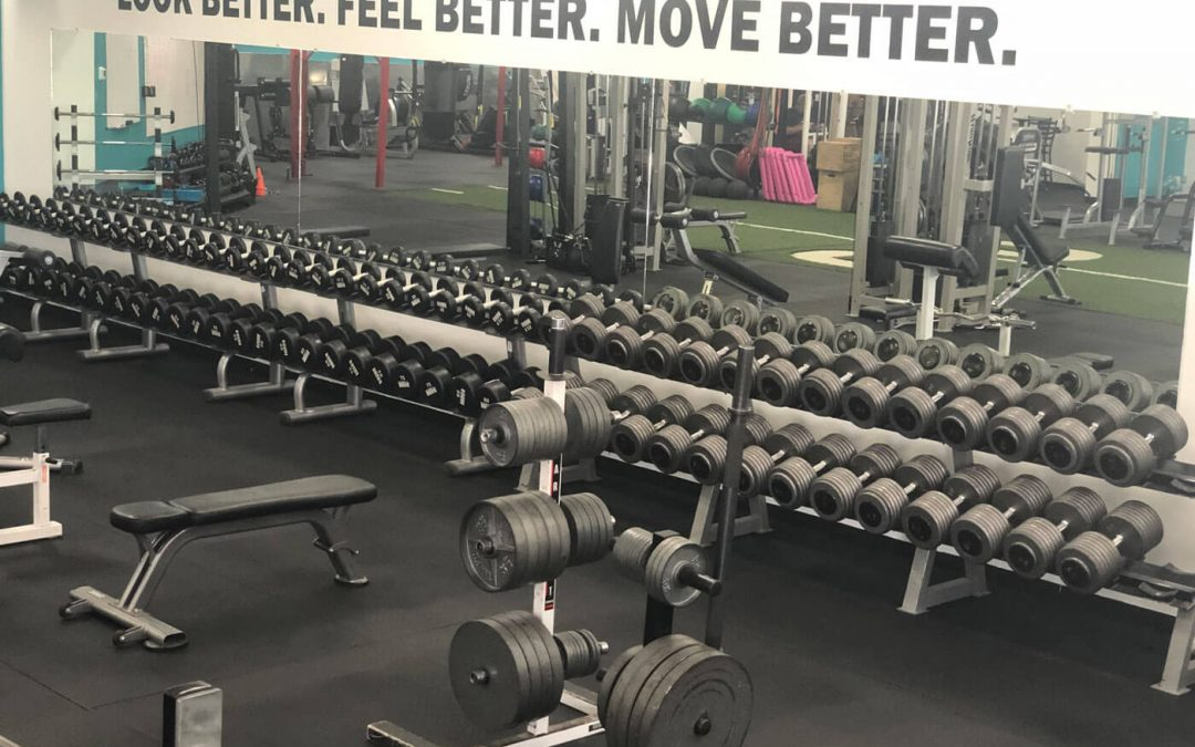 Finding and comparing gyms in Greeley