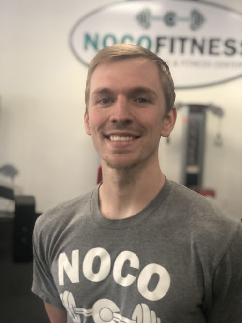 NoCo Fitness Staff - Personal Trainer - Chandler Grimes