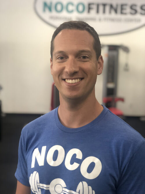 NoCo Fitness Staff - Personal Trainer - Chris Silvernale