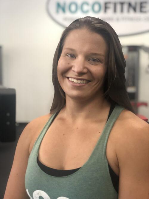 NoCo Fitness Staff - Personal Trainer - Rebecca Silvernale