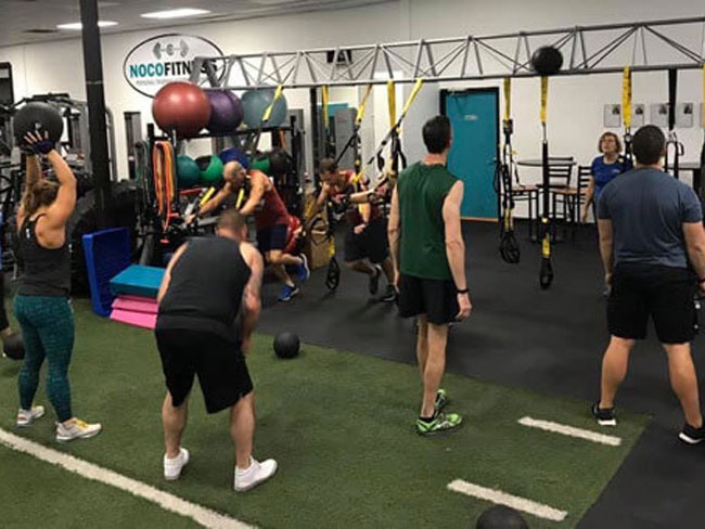NoCo Fitness workout fitness groups - Learn More