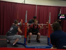 Powerlifting at NoCo Fitness