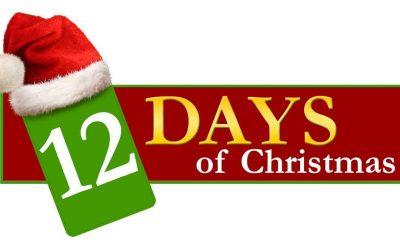 12 Days of Christmas Workout!