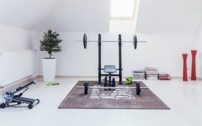 Home Gym Setup: Staying Active at Home