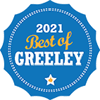 Voted best Gym in Greeley for 2021